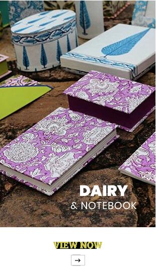 Dairy & Notebook