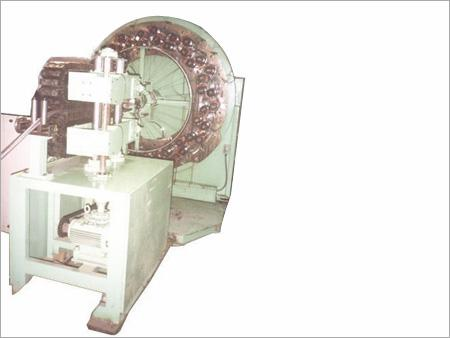 Wire Braiding Machine