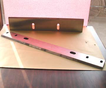 Tungsten Blades