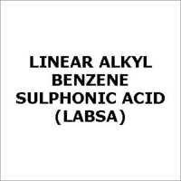 Linear Alkyl Benzene Sulphonic Acid (LABSA)