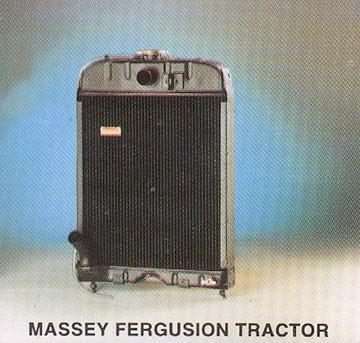 MASSEY FERGUSION TRACTOR