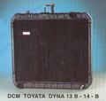 DCM TOYOTA DYNA 13B-14-B
