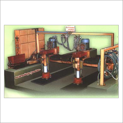 Bridge Type Auto Polishing Machine