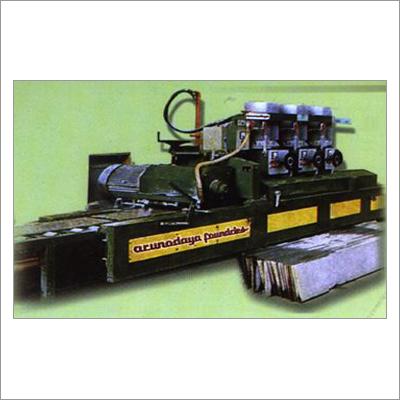 Marble Calibrating Machine