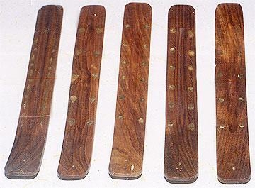 Wood Wooden Incense Holders And Burners