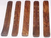 Wooden Incense Holders And Burners