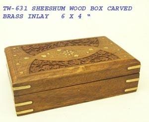Sheesham Wood Boxes