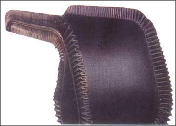 Belts with Side Wall