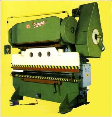 Press Brake (Mechanical/Pneumatic/ Hydraulic)