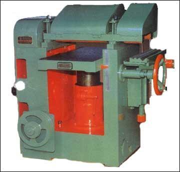 Wood Working Machinery - Thickness Planner
