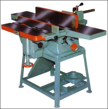 Wood Working Machinery - Surface Planner with Circular Saw Attachment