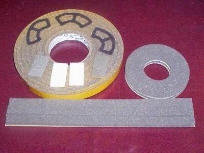 Aluminum Self Adhesive Foils Tapes