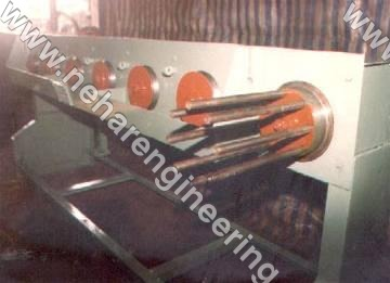 Wet Type Fine Wire Drawing Machine