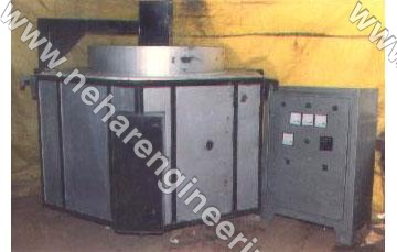 Pit Type Heated Annealing Furnace
