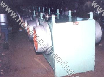 Take-up Unit Wire Galvanising