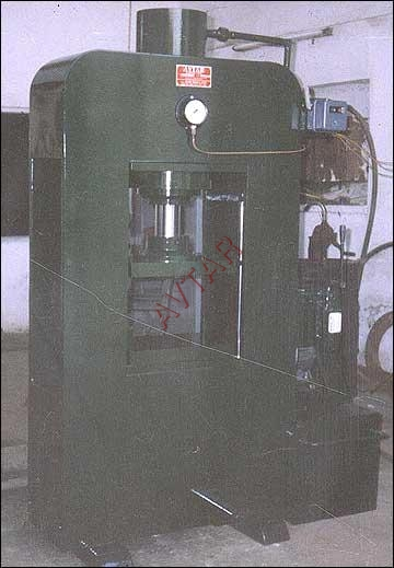 Double Acting Hydraulic Press