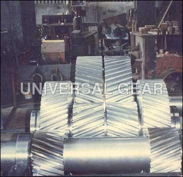 Gear Boxes & Gear Cutting