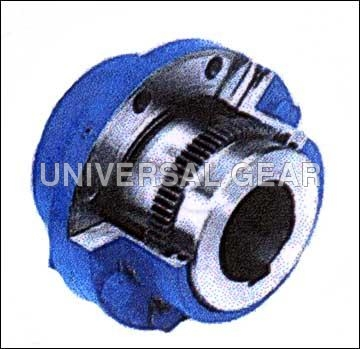 Precision Gear Coupling