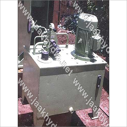 Special Purpose Hydraulic Machinery