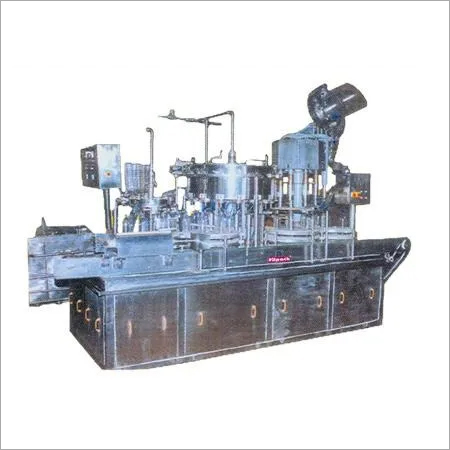 Fully Automatic Pet Bottle Filling Line