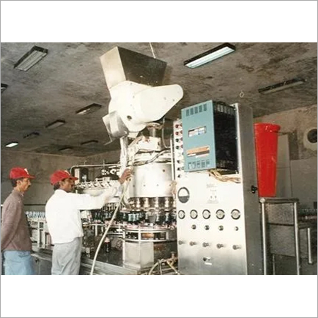 Automatic Counter Pressure Filter