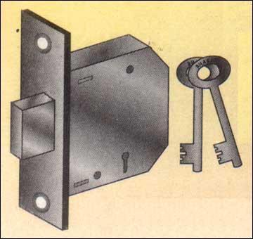 (Dead Lock Steel Body) 4 Levers