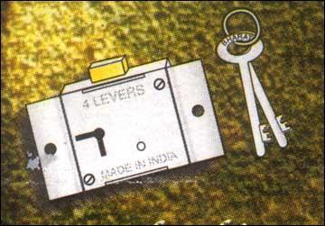 Iron Mudia Locks (For Steel Cabinets)