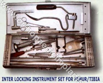 Interlocking Instrument Set