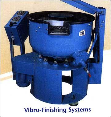 Vibro Finishing Machine