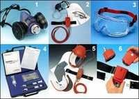 Respiratory Protection Testing Components