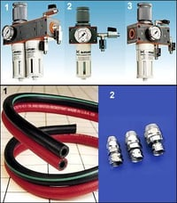 Air Filteration & Control Equipment