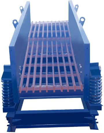 Inclined Vibro Grizzly Feeder