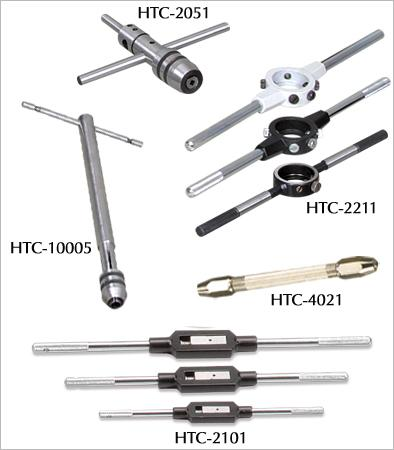 T-TAP WRENCH, ADJ. TAP & DIE HOLDERS, PIV VICES.