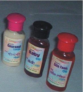 Herbal Skin Tonic Oil