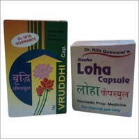 Ayurvedic Height Boosting Capsules