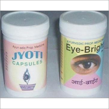 Ayurvedic Eye Bright Capsules