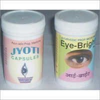 Ayurvedic Eye Bright Capsules