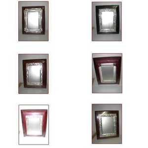 Silver Plaques