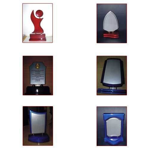 Corporate Customised Wooden Trophies