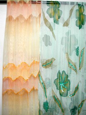 Silk Stole & Nylon Stole