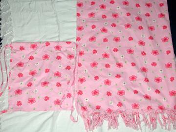 Cotton printed Pareos bag