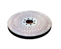 Concentric Pole Round Electromagnetic Chuck
