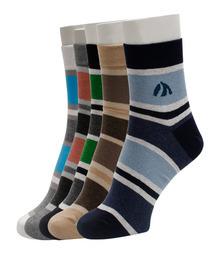 Cotton spandex anklet