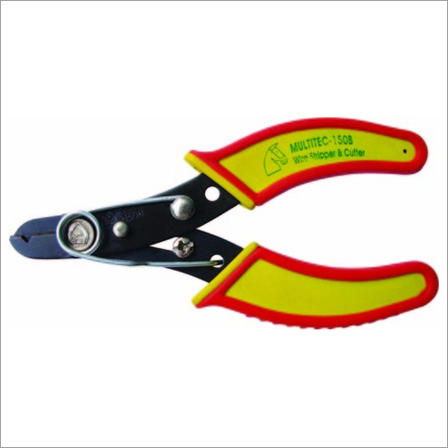 Wire  Stripper & Cutter With Screw Gauge Adjuster