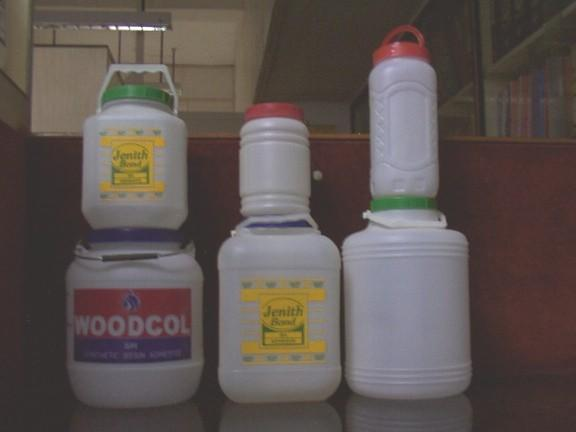WIDE MOUTH HDPE JARS 1.5 LTR - 5LTRS.