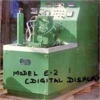 Digital Flow Pump Test Stand