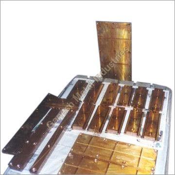 Bronze Pads For Steel Plants