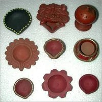 Diwali Earthenware Diya