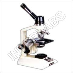Monocular Inclined Research Microscope