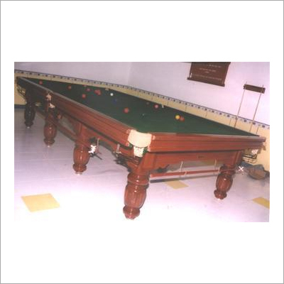 Lady Bird Billiards Table